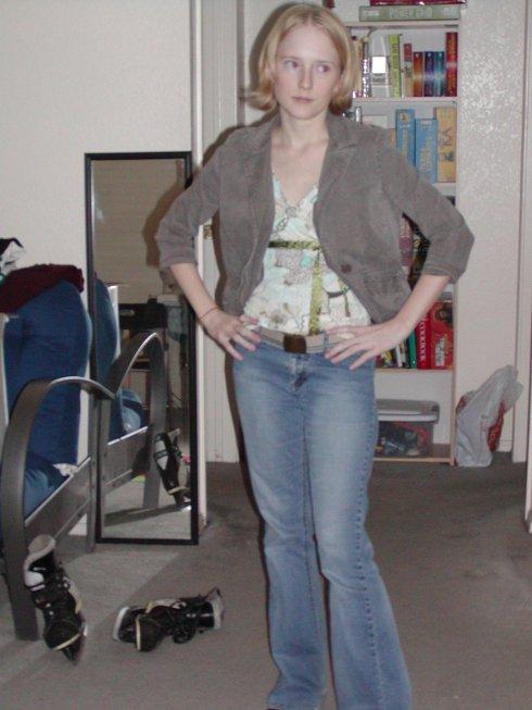 Jeans Day reward