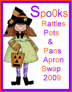 Spooks & Rattles Apron Swap