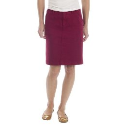 Target red skirt