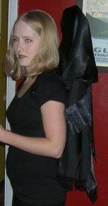 Halloween 2009 wings
