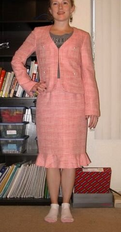 pink tweed before 1-23-11
