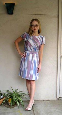 hotel room dress after